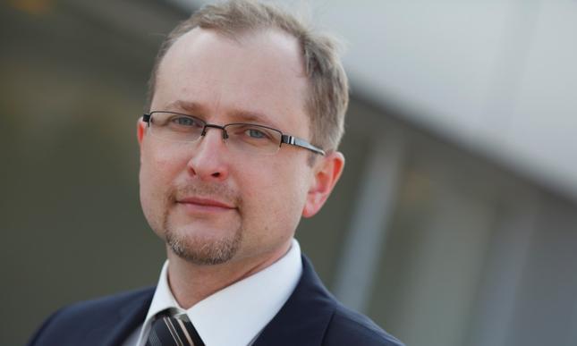 Konrad Kąkolweski, były prezes GetBacku