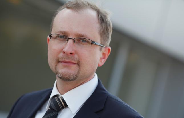 Prezes Getback Konrad Kąkolewski