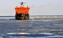 Rosja zwodowała kolejny atomowy lodołamacz