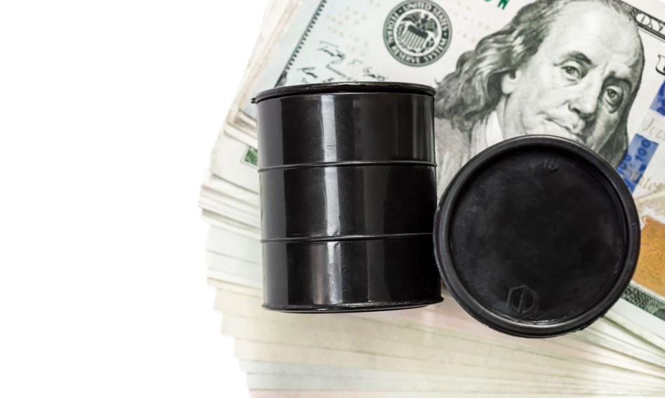 Ropa w USA traci po sygnałach z Fedu o kierowaniu się w stronę zacieśniania polityki