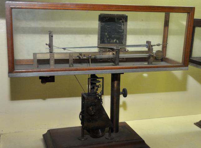 Jagadis Chandra Bose wynalazł m.in. kreskograf