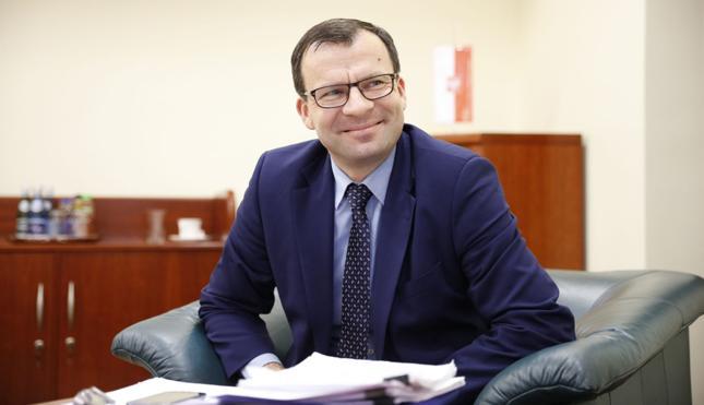 Wiceminister rodziny, pracy i polityki społecznej Marcin Zieleniecki