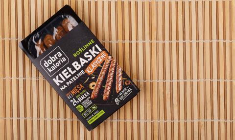 Sprzedaż roślinnych imitacji mięsa podwoiła się w rok