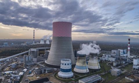 Tauron i Rafako do 25 II 2022 r. zakończą prace naprawcze bloku o mocy 910 MW w Jaworznie