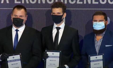 Wojciech Boczoń z Bankier.pl w finale Nagrody Dziennikarstwa Ekonomicznego 2020