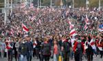 Wielotysięczny protest w Mińsku. Trwają zatrzymania