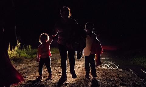 Z 50 tys. złapanych nielegalnych imigrantów w USA tylko 13 proc. zgłosiło się do urzędu imigracyjnego
