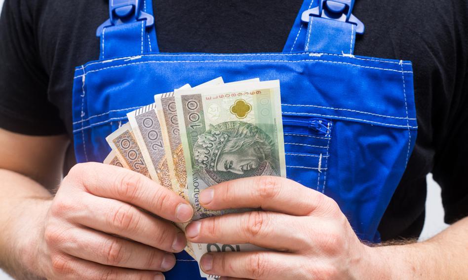 Znów potężny wzrost płac. Czy to zdrowe dla gospodarki?