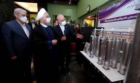 Iran uruchomił zaawansowane wirówki do wzbogacania uranu
