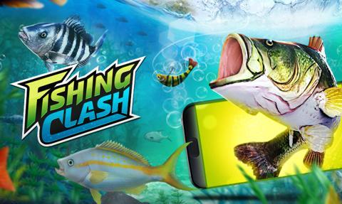 """Przychody gry """"Fishing Clash"""" w lutym wyniosły ok. 7 mln USD"""