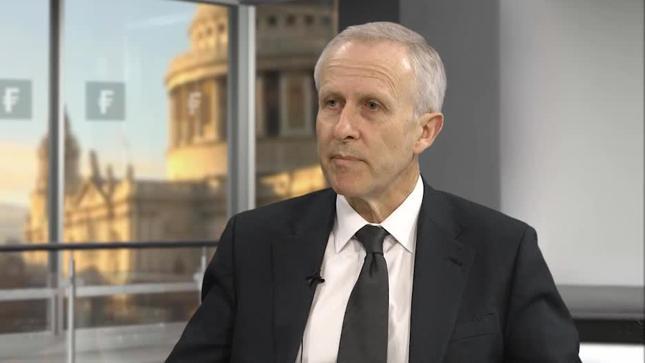 Ian Spreadbury, zarządzający ponad czterema miliardami funtów w funduszach dłużnych firmy Fidelity