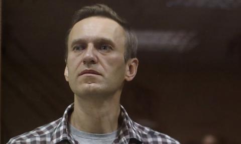 Nawalny przekazał pierwszą wiadomość z miejsca uwięzienia