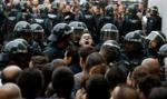Hiszpania: nakaz identyfikacji policjantów blokujących referendum w Katalonii