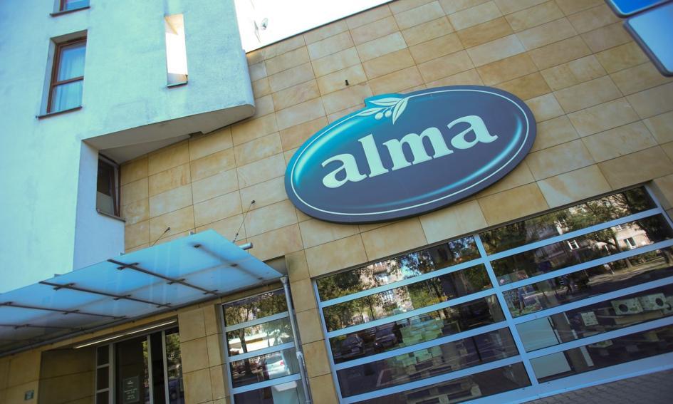 Majątek Alma Market został zabezpieczony poprzez ustanowienie nadzorcy sądowego