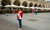 Rekordowa liczba chińskich turystów odwiedziła Polskę