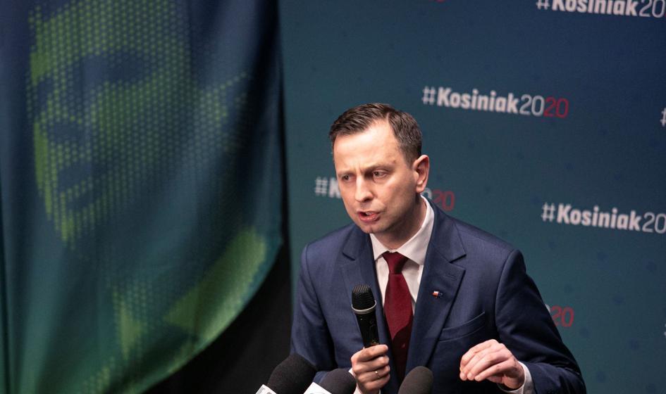 Kosiniak-Kamysz: Nowe propozycje antykryzysowe najlepsze z przedstawionych rozwiazań