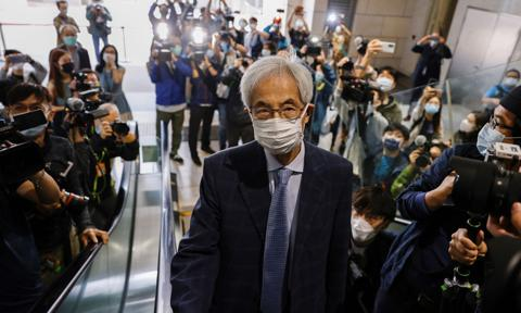 Pionier ruchu demokratycznego w Hongkongu skazany na 15 miesięcy więzienia