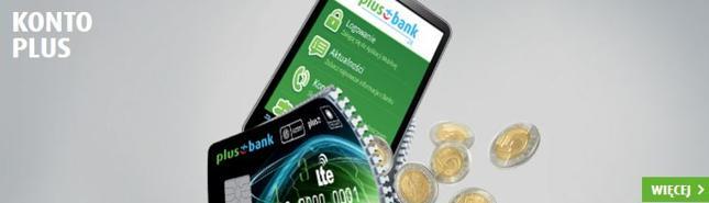 Konto Plus w Plus Banku – warunki prowadzenia rachunku