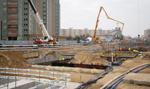Wypadek przy budowie metra w Warszawie. Jedna osoba nie żyje