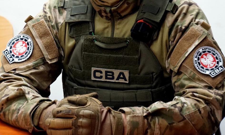 CBA i ABW zatrzymały 1100 podejrzanych o przestępstwa gospodarcze w 2020 roku