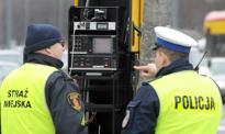Ostrzejsze kary dla kierowców, koniec fotoradarów w straży miejskiej