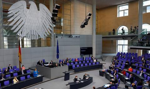 Angela Merkel po raz ostatni odpowiadała w Bundestagu na pytania do rządu