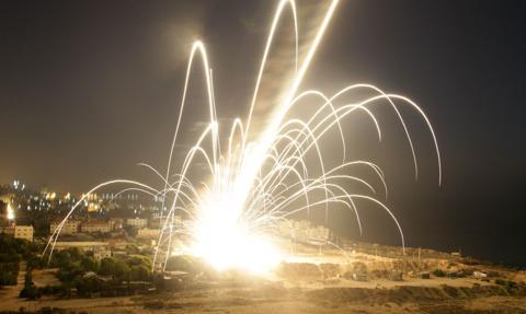 Arabia Saudyjska przechwyciła rakiety wystrzelone z Jemenu