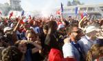Francja: niemal 300 zatrzymanych