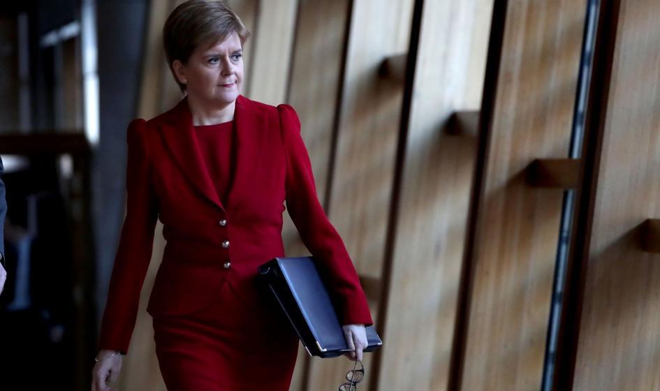 Brytyjska komisja śledcza: szefowa rządu Szkocji wprowadziła w błąd posłów
