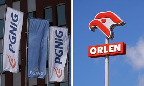 Orlen chce przejąć kontrolę nad PGNiG