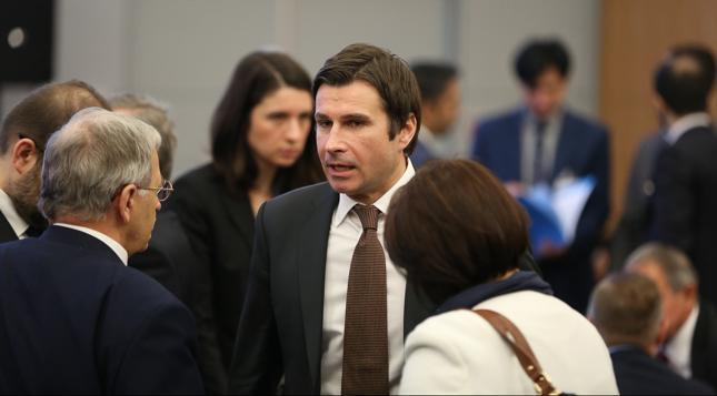 Robert Grey został odwołany ze stanowiska wiceministra SZ
