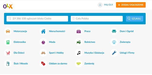Od 2 grudnia zmiany cennika na OLX.pl