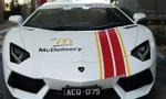 Starbucks dostarczy kawę do domu, McDonald's użyje do tego Lamborghini