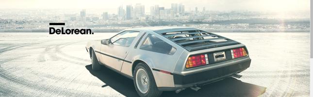 DeLorean wyprodukuje 300 nowych egzemplarzy modelu DMC-12