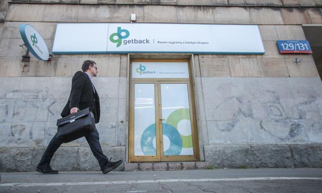 Sąd ujawnia majątek GetBacku. Są też kolejne straty