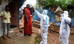 Kolejny rekord w Indiach - 97 570 nowych zakażeń koronawirusem