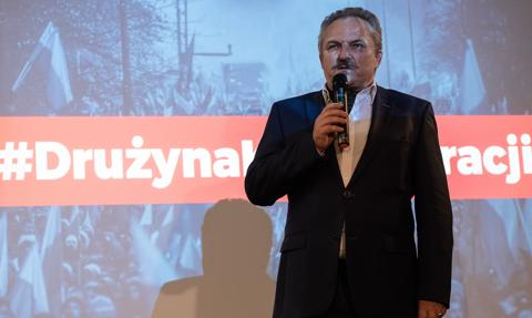 Śledztwo w sprawie list poparcia Jakubiaka