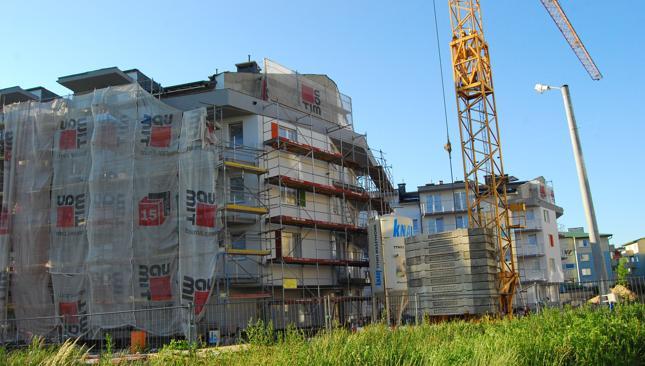 Pod koniec ubiegłego roku Polacy spłacali blisko 97 mln euro zaciągniętych na mieszkania - o 3,9 proc. więcej niż rok wcześniej