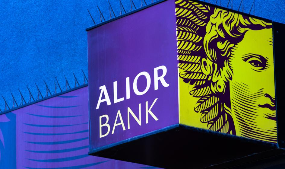 S&P zmienił perspektywę ratingu Alior Banku do stabilnej