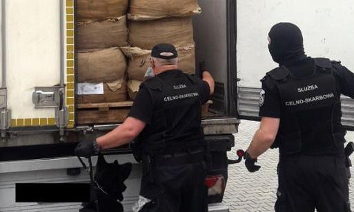 KAS przejęła prawie 6 ton nielegalnego tytoniu