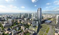Warszawa: ruszyła budowa najwyższego budynku w UE