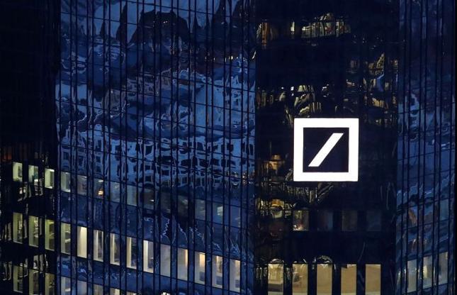 Deutsche Bank sprzeda nowe akcje z 35-proc. obniżką