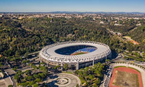 Mistrzostwa Europy w piłce nożnej - wstęp na stadion w Rzymie ze świadectwem szczepienia lub wynikiem testu