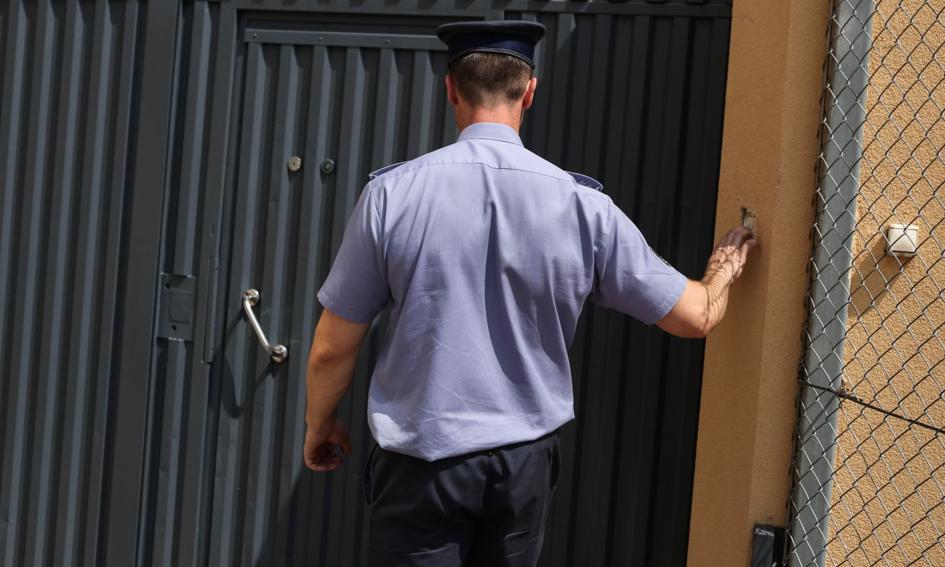 Rząd zajmie się w środę projektem modernizacji Służby Więziennej