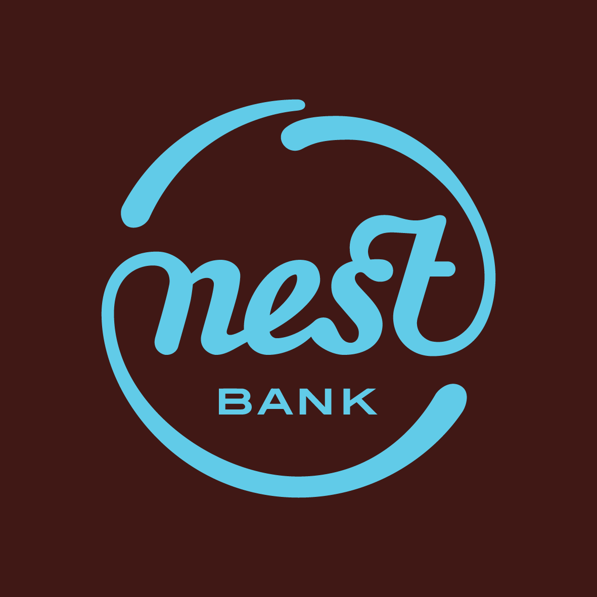 Logotyp Nest Bank