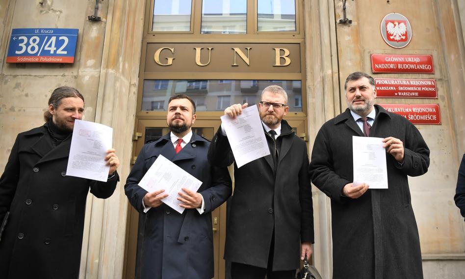 Konfederacja złożyła zawiadomienia do prokuratury za lockdown