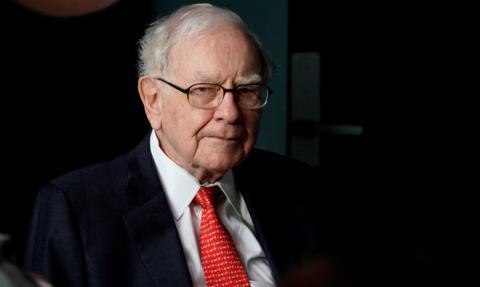 Warren Buffett stawia na gaz ziemny