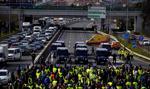 Strajkujący taksówkarze sparaliżowali ruch w Madrycie i Barcelonie