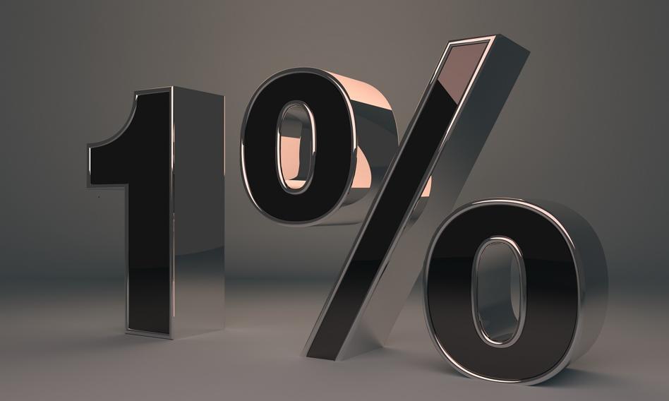 Ranking lokat rocznych. Wzrost stawki maksymalnej do 1 proc.