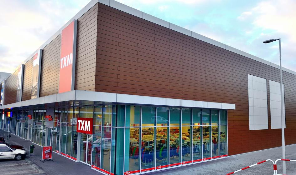 TXM zamierza zlikwidować ok. 40 sklepów
